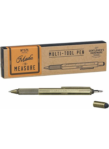 Gentlemen's Hardware GHW multi tool pen