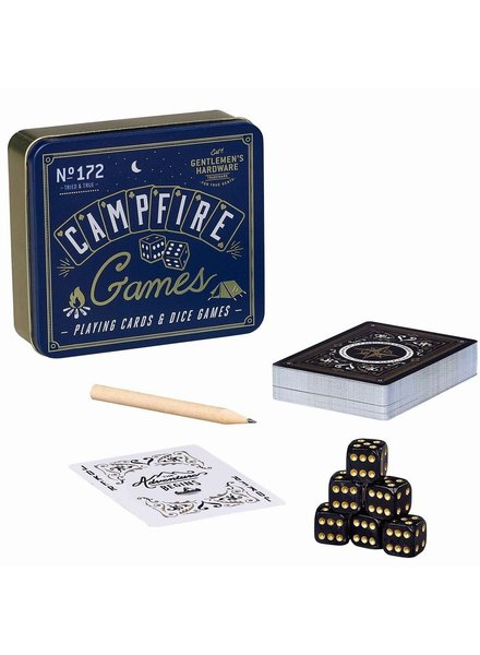 Gentlemen's Hardware GHW Cards en Dice Games