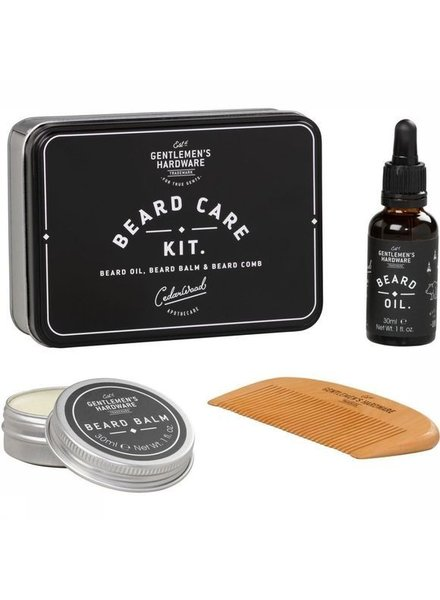 Gentlemen's Hardware GHW Beard Care Kit