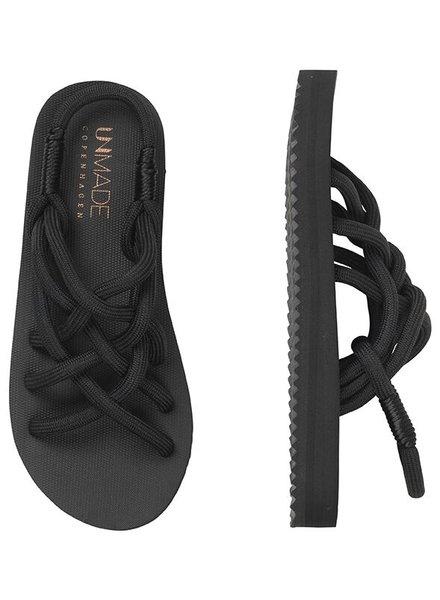 Unmade UNMADE Maissa Sandal Black 95254 01