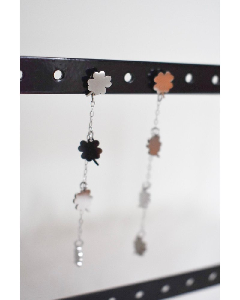 PINK GIN Selection EARRINGS Good luck