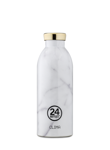 24 Bottles CLIMA BOTTLE Carrara