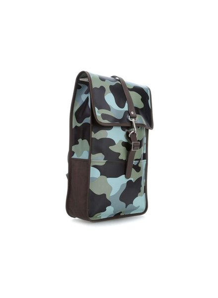 RAINS RAINS DUFFEL Bag SEA CAMO