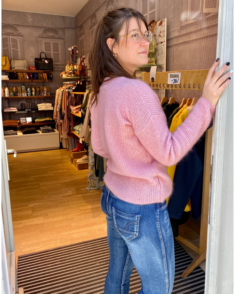 PINK GIN Selection Jeans Gina Reversible