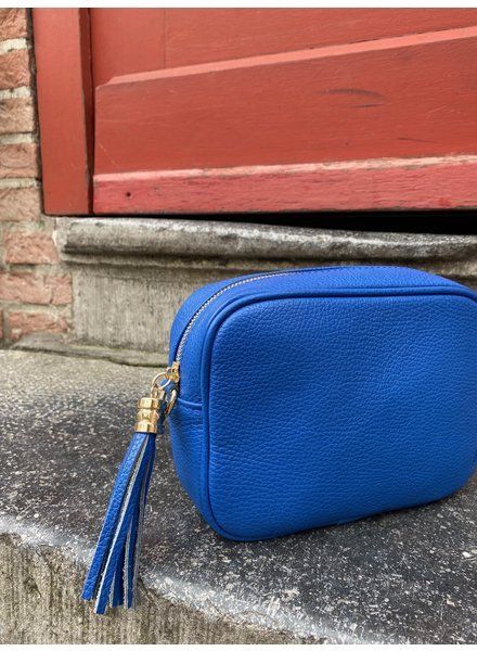 PINK GIN Selection Sac Lucy King Blue (leather)