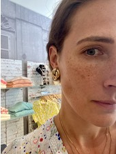 PINK GIN Selection EARRINGS Greta Clips