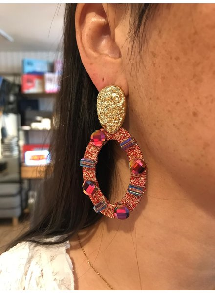 PINK GIN Selection EARRING Mae