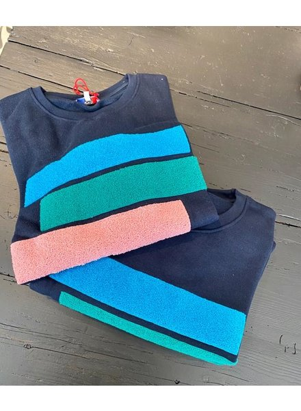 French dude FD Sweater Terry