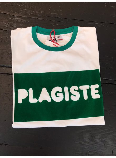 French dude FD T-shirt PLAGISTE