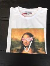 French dude FD T-shirt Mona