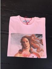 French dude FD T-shirt Flamingo