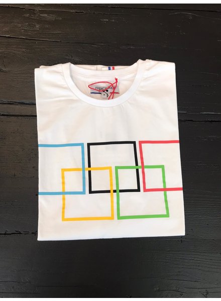 French dude FD T-shirt OLYMPICS