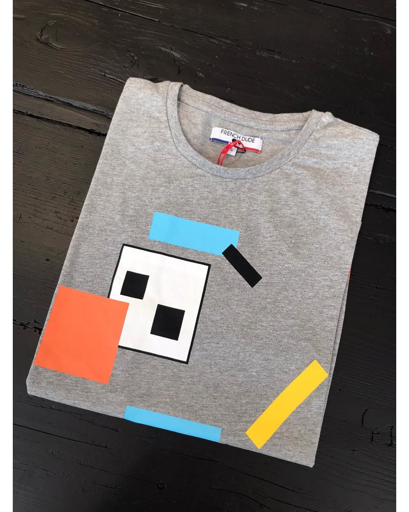 French dude FD T-shirt JEAN-MARIE