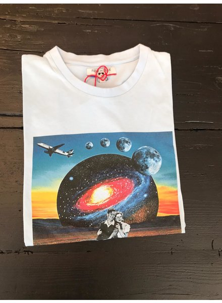 French dude FD T-shirt SUNSET BLVRD