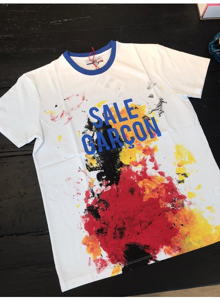 French dude FD T-shirt SALE GARCON