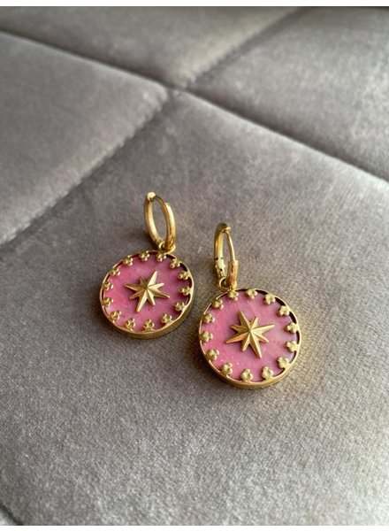 PINK GIN Selection EARRINGS Louise