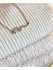 PINK GIN Selection NECKLACE Snake