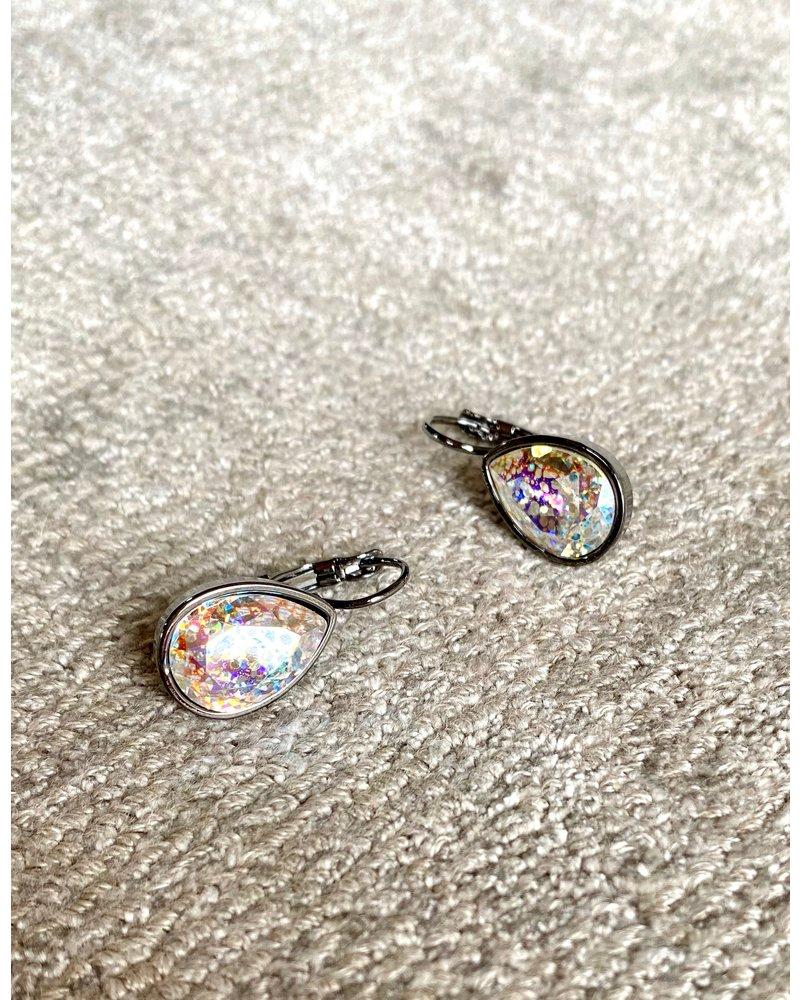 PINK GIN Selection EARRINGS Swarovski CHARLIE