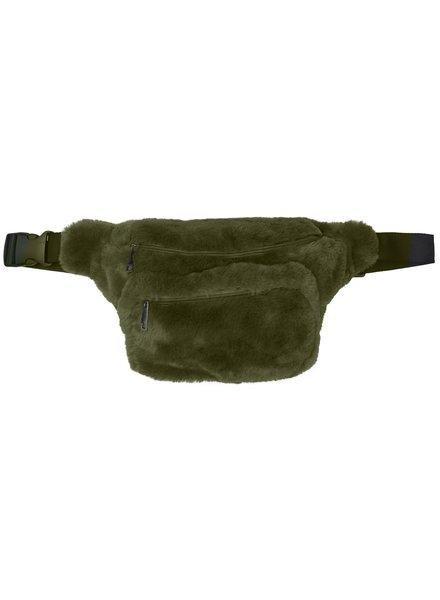 Unmade Odessa Bum Bag Khaki