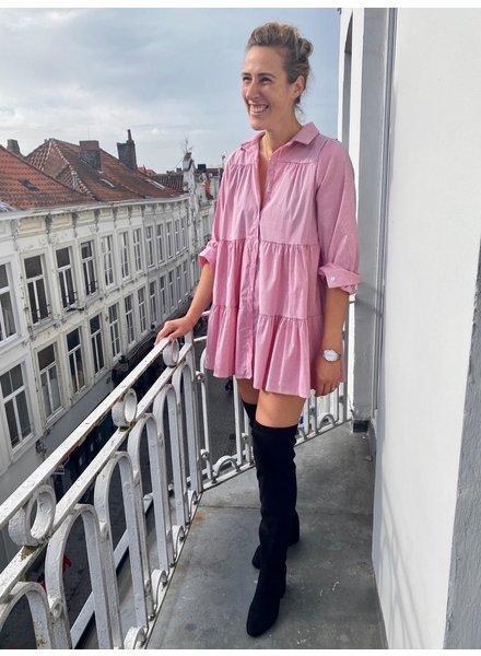 PINK GIN Selection DRESS Stripes TU