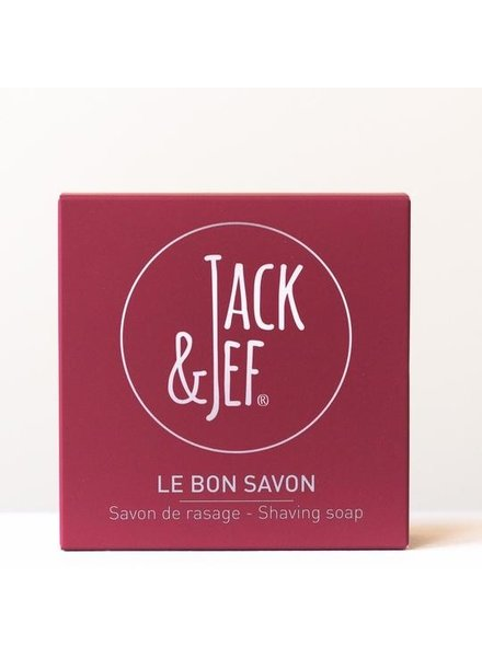 Jack & Jef Scheerzeep #Sandalwood mint