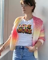 PINK GIN Selection SS2021 T-shirt Love TU