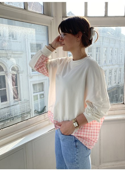 PINK GIN Selection SS2021 Sweater Ischy TU