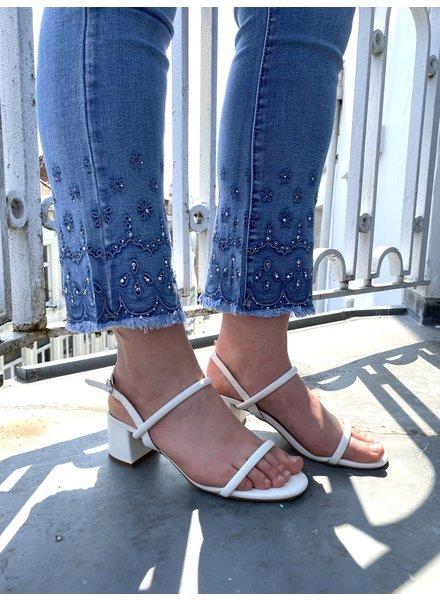 PINK GIN Selection Jeans Caroline Flared