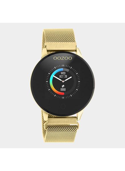 OOZOO Smartwatch  (goud)