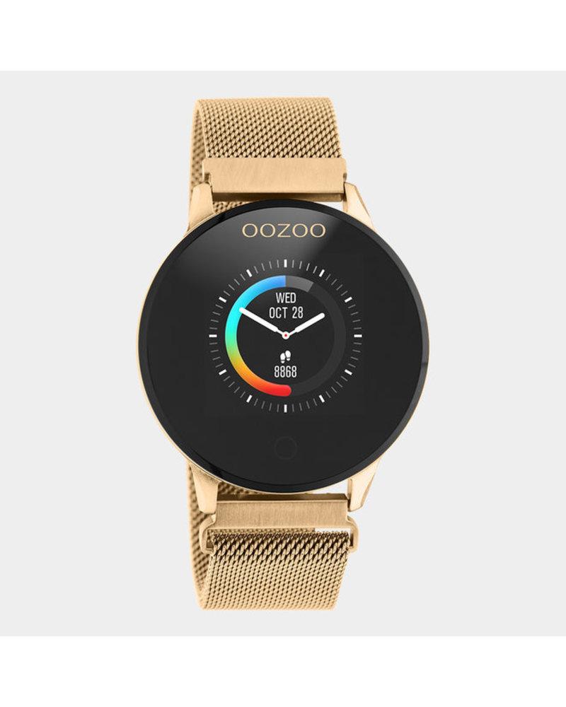 OOZOO Oozoo Smartwatch   (Rosé goud)