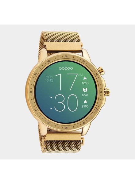 OOZOO Smartwatch  (rosé goud)