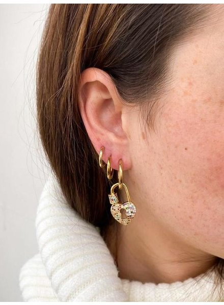 Studio Me.Mo. Earrings Fleur