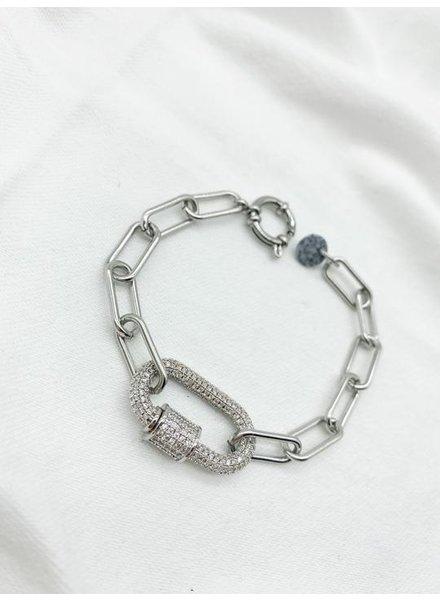Studio Me.Mo. Bracelet Louise Silver