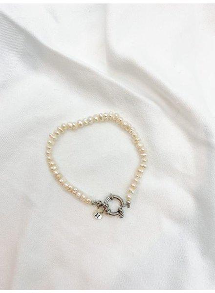 Studio Me.Mo. Bracelet Odile Zilver