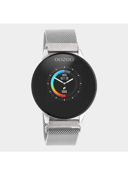 OOZOO Smartwatch ( Zilver)