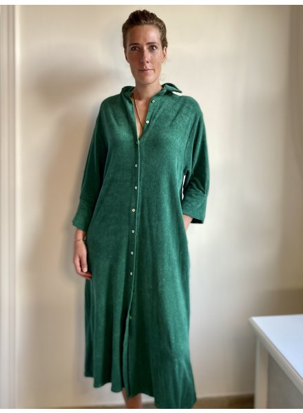 PINK GIN Selection FW21/22 Dress Epony GREEN