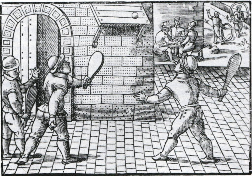 Geschiedenis tennis