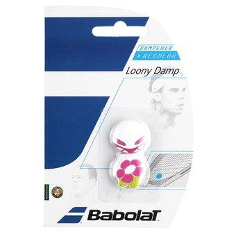 BABOLAT LOONY DEMPER - WIT/ROZE
