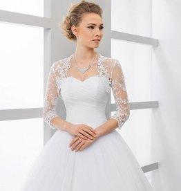 Braut Bolero aus Spitze