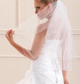 Brautkontor Kommunionkleider, Schleier, Braut Boleros Brautschleier aus Softtüll