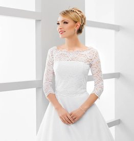 Spitzenbolero Brautbolero zum Brautkleid