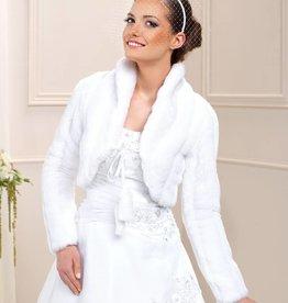 Brautjacke Fell warm Braut Bolero