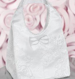 Brauttasche mit Spitze Vintage