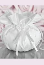 Als Brauttasche oder Kommuniontasche