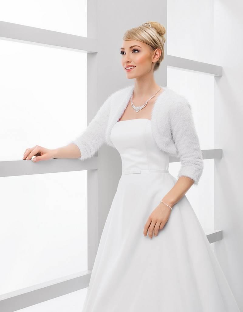 Bolero zum Brautkleid