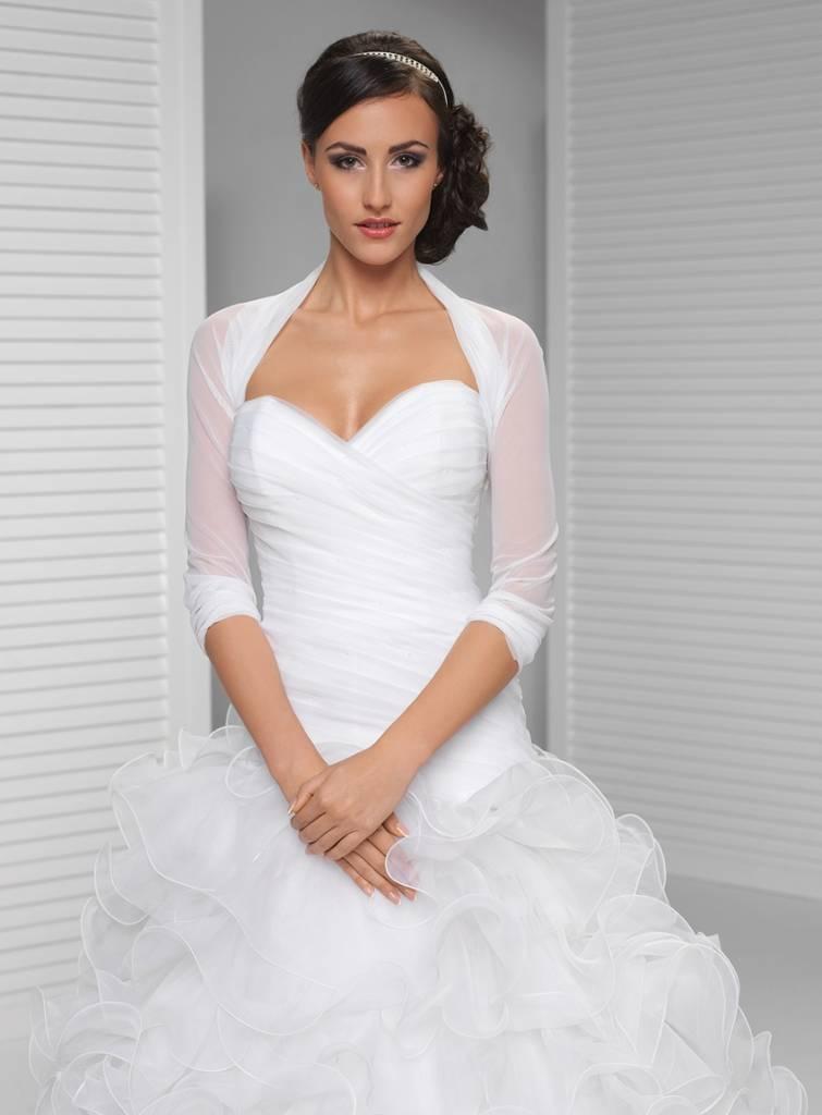 Brautjacke Bolero für Ihre Hochzeit