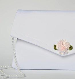 Kommuniontasche mit Blume