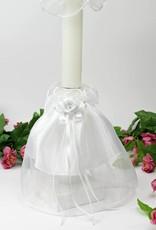 Kerzenschmuck mit Tropfschutz