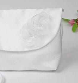 Tasche zum Kommunionkleid in weiß oder creme