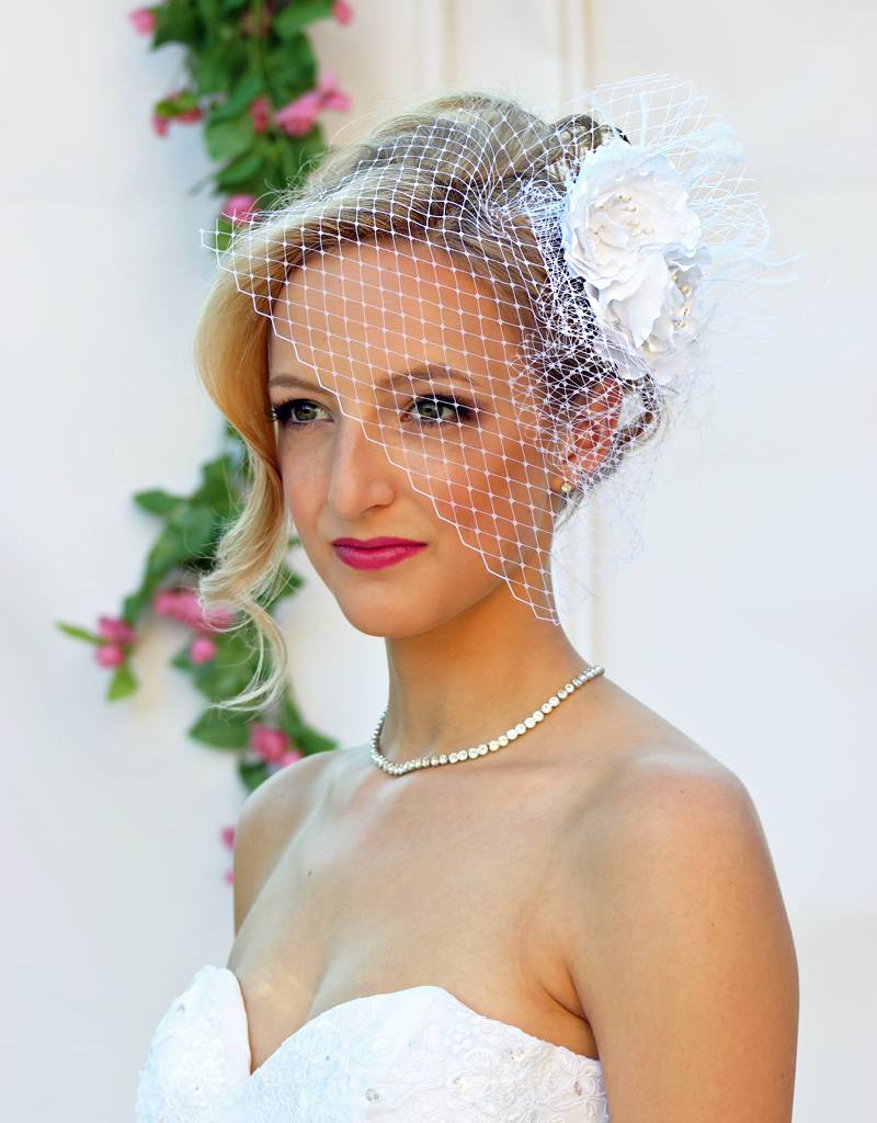 Haargesteck für Ihre Brautfrisur